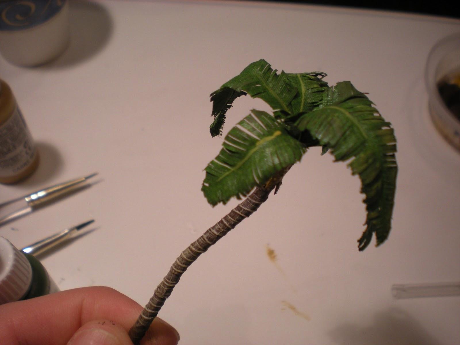 Super The Combat Workshop: Tutorial - Palm Trees ST81