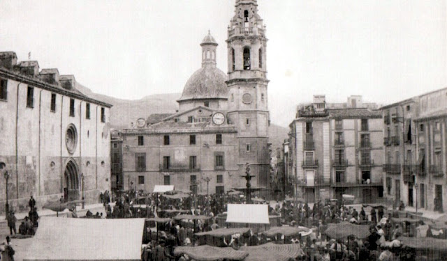 Alcoy (Alicante).