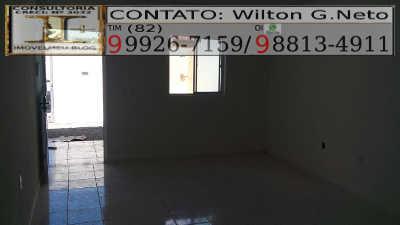 Sala de estar-casa-a-venda-em Rio-Largo-Alagoas