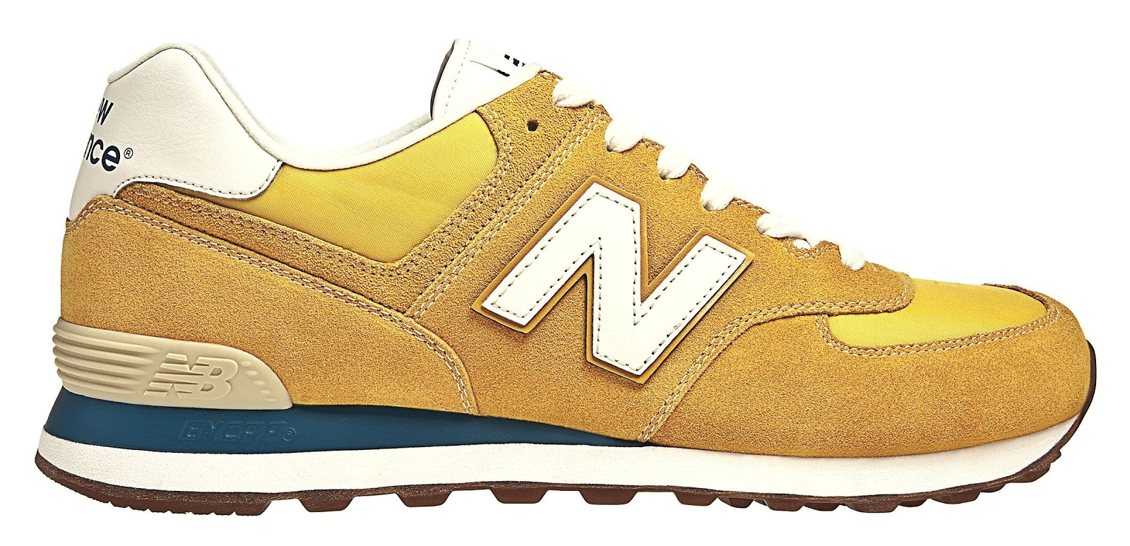 finest selection cf078 301b7 NEW BALANCE 574-March 2013