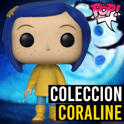 Lista de figuras funko pop de Funko POP Coraline