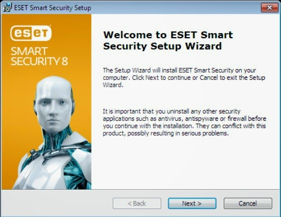 Installation   ESET Smart Security   ESET Online Help