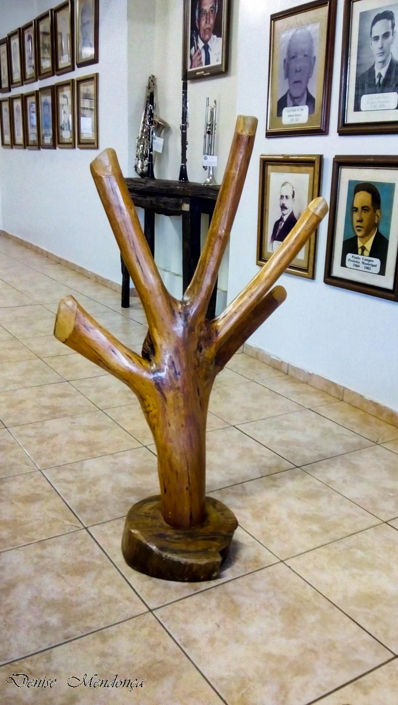 Visita ao Museu Histórico Professor Claudino Collet