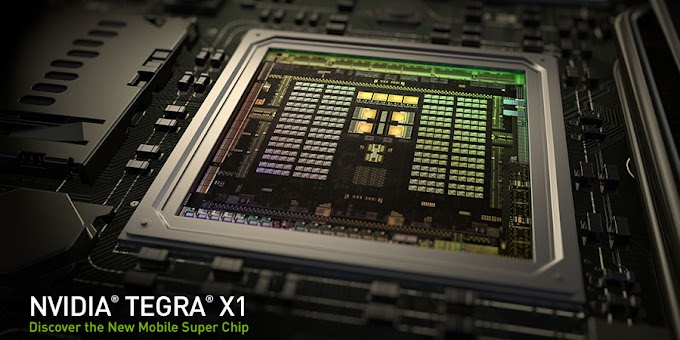 NVIDIA Tegra X1 announced, with twice the power of Tegra K1