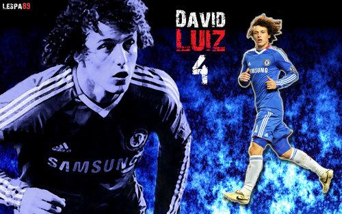 Download David Luiz Wallpaper
