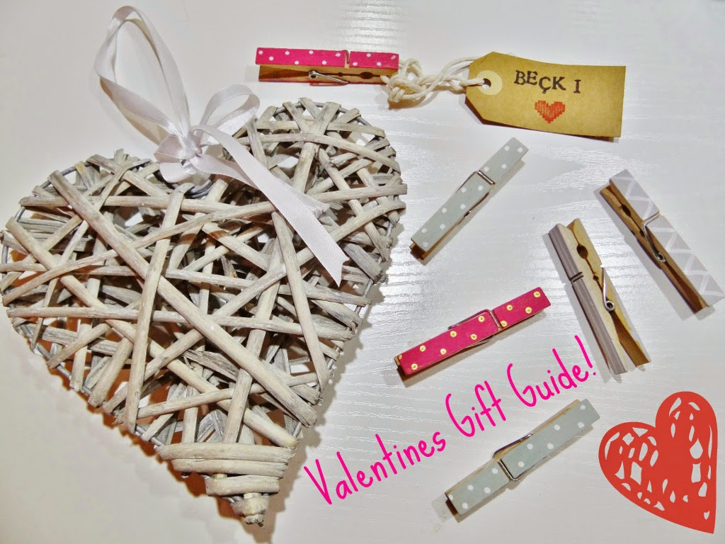 valentines gift guide blogger