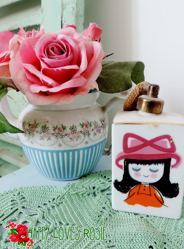 happy loves rosie vintage bedside table