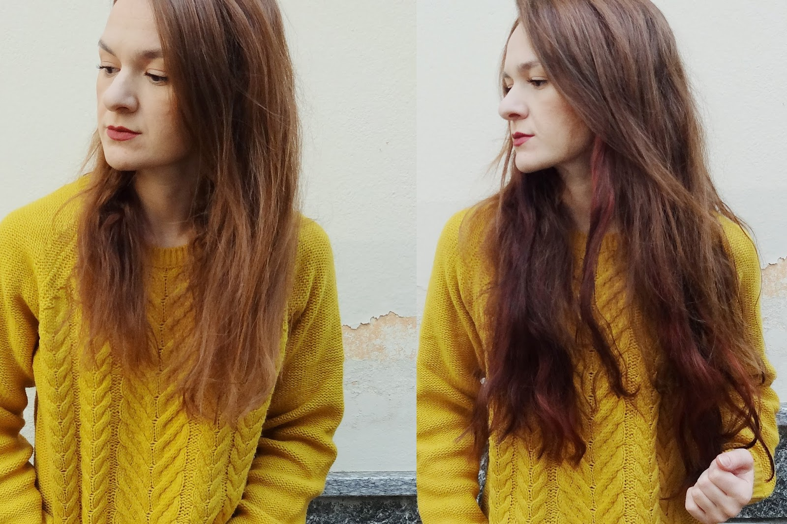 Review irresistible me hair extensions she is mary beauty mine was not an exact match but i think it created a pretty ombr effect as they blended nicely with my natural hair colour pmusecretfo Images