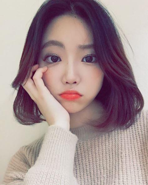 Korean Ulzzang Girl With Name