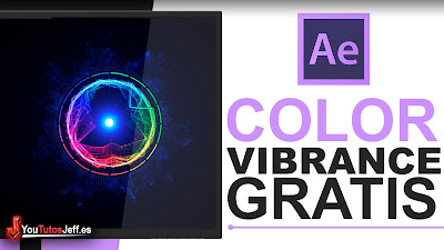 Descargar Plugin Color Vibrance After Effects Gratis