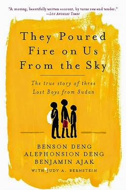 Global Book Challenge: South Sudan, Book 2