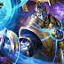 Download Script Skin Estes - Galaxy Dominator (Mobile Legend)