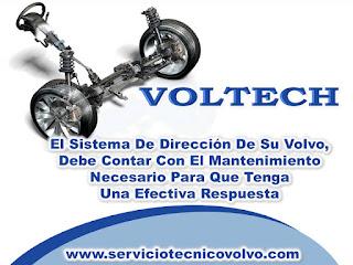 Mantenimiento Sistema de Direccion Automovil Camioneta Volvo