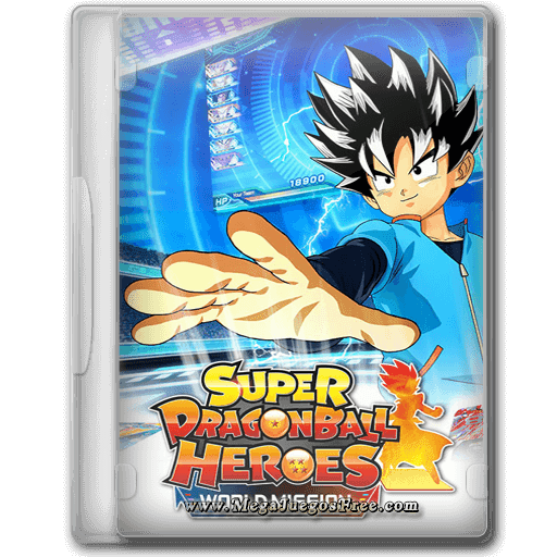 Super Dragon Ball Heroes World Mission Full Español