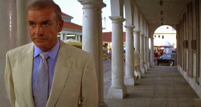 Travis Simpkins Never Say Never Again 1983 Sean Connery Returns As James Bond 007