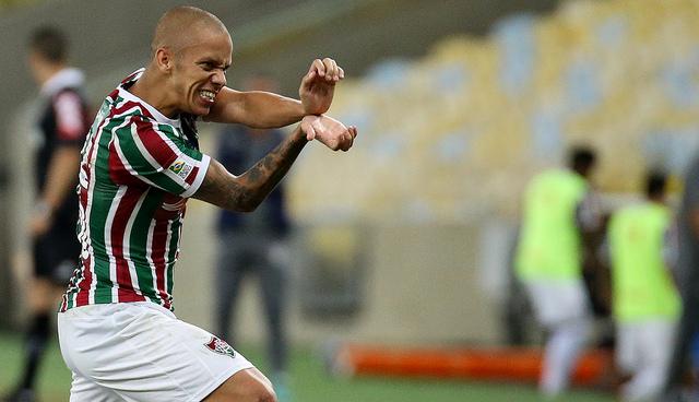 Marcos Jr foi procurado para renovar com o Fluminense - FLUNOMENO a5b318d3ea20a