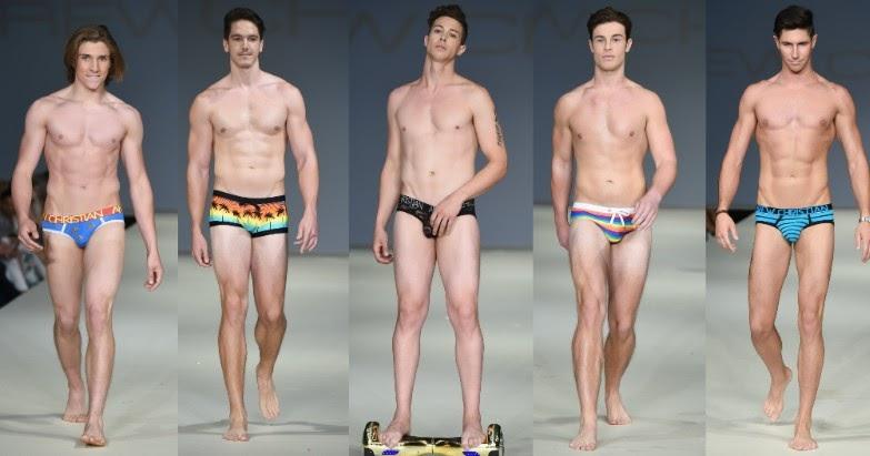 Andrew Christian Men 39 S Fashion Week 2018 Fashion Blog By Apparel Search