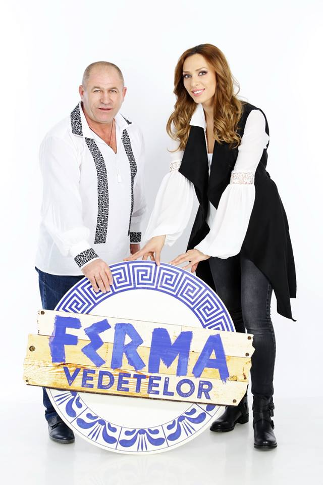 Ferma Vedetelor sezonul 2 episodul 20 online 19 Aprilie 2016