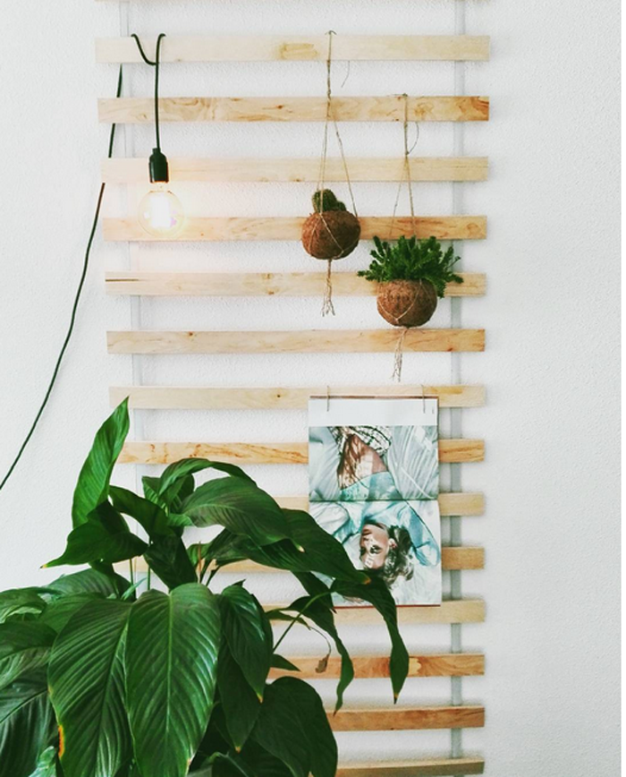 10 impressive ikea hack ideas for fall do it yourself for Ikea barso trellis