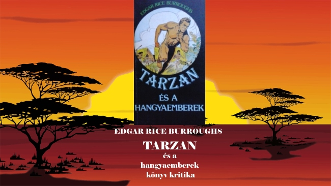 Burroughs - Tarzan és a hangyaemberek könyv kritika