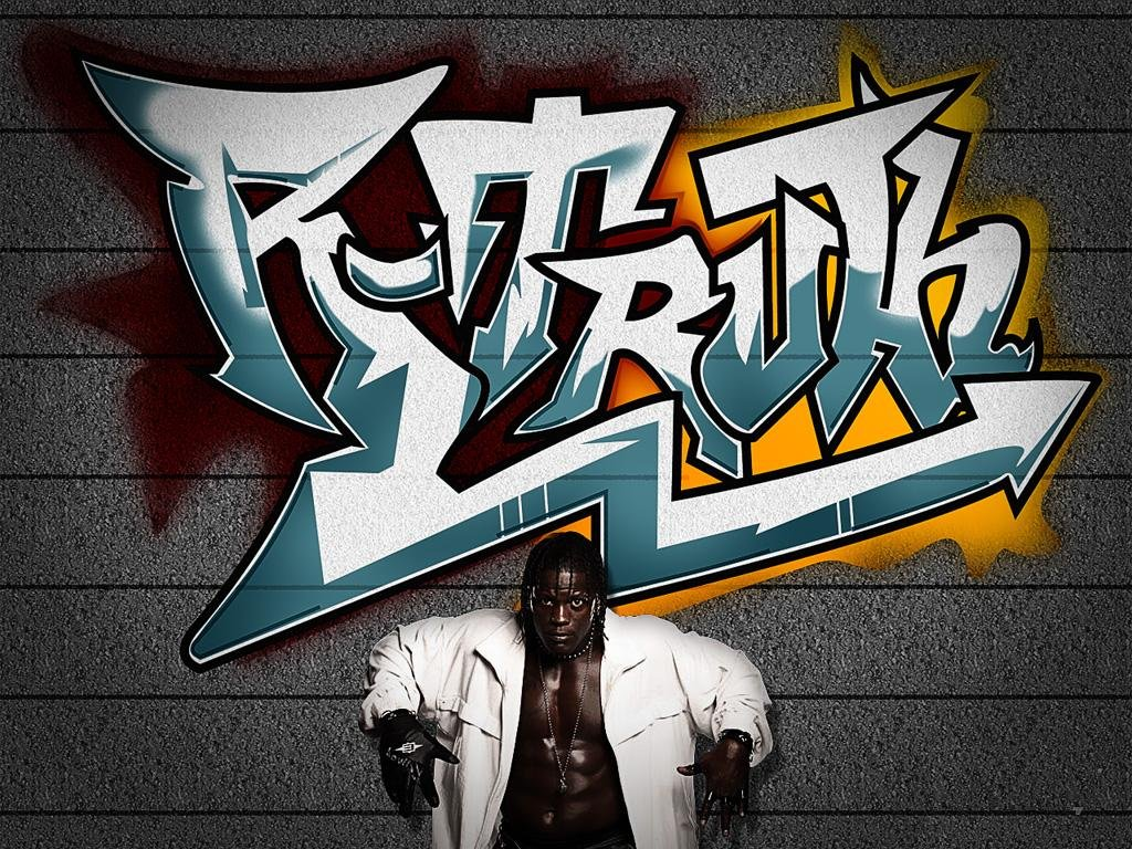 Wwe Wrestlers Profile: Wwe R Truth Latest Logo Free Download