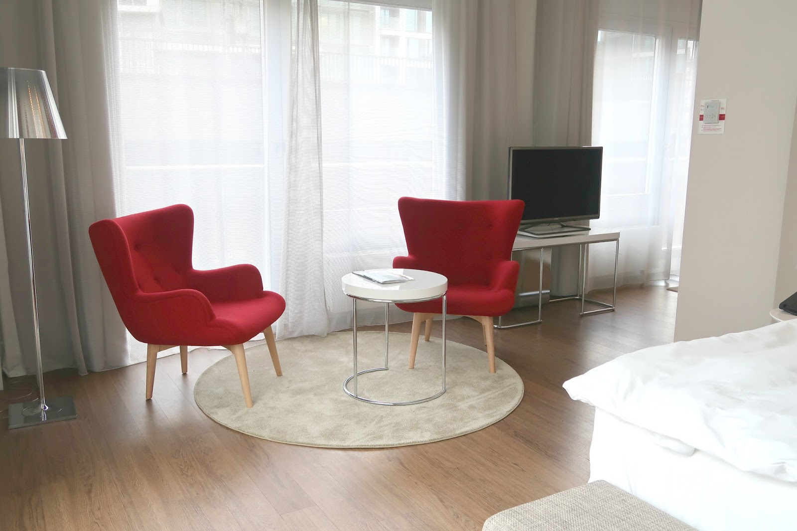 NH Collection Berlin Mitte Friedrichstrasse Blog Review Junior Suite Room