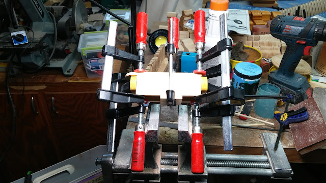 2017-05-06 18.45.14 - Wooden Toy - Play Pal - Trailer - Truck - Clamps - Bessy