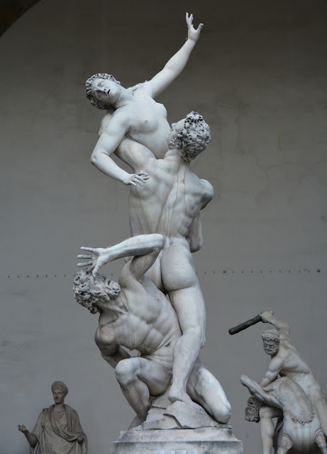 The Rape of the women Sabine Florence