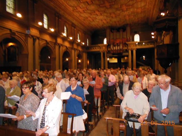 Journée diocésaine du MCR 2015