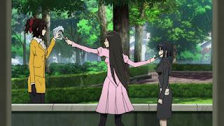 Anri, Kasane and Haruna