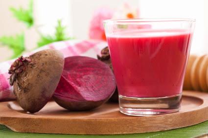 sucul de sfecla rosie este foarte bun pentru sanatate