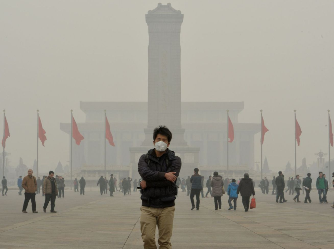 A debate on the cause and effect of air pollution
