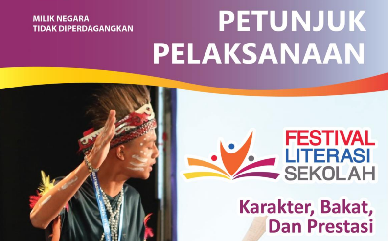 Petunjuk Pelaksanaan Festival Literasi Sekolah (FLS) SMP Tahun 2019