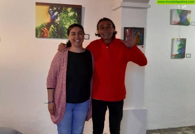 "Exposición ""Obras gráficas"" de Lorenzo Nale en Fuencaliente"