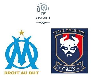 Marseille vs Caen match highlights