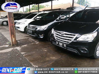 Harga Rental  Innova Reborn Surabaya Full day