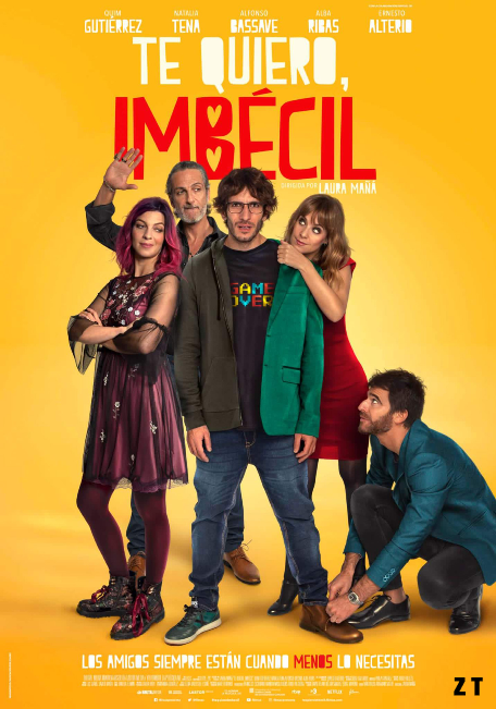 Je t'aime, imbécile ! [HDRip] [Streaming] [Telecharger]