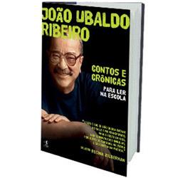 Capa do livro de contos e crônicas de João Ubaldo Ribeiro