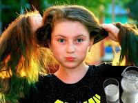 Tips Ampuh Meluruskan Rambut Menggunakan Susu Sapi Dengan Mudah