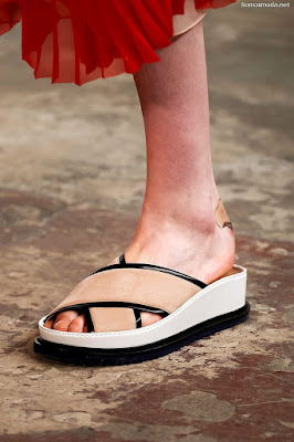 Zapatos de moda bajos