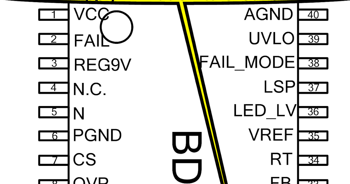 LCD TV Learning Guide : BD9397 Bypassing