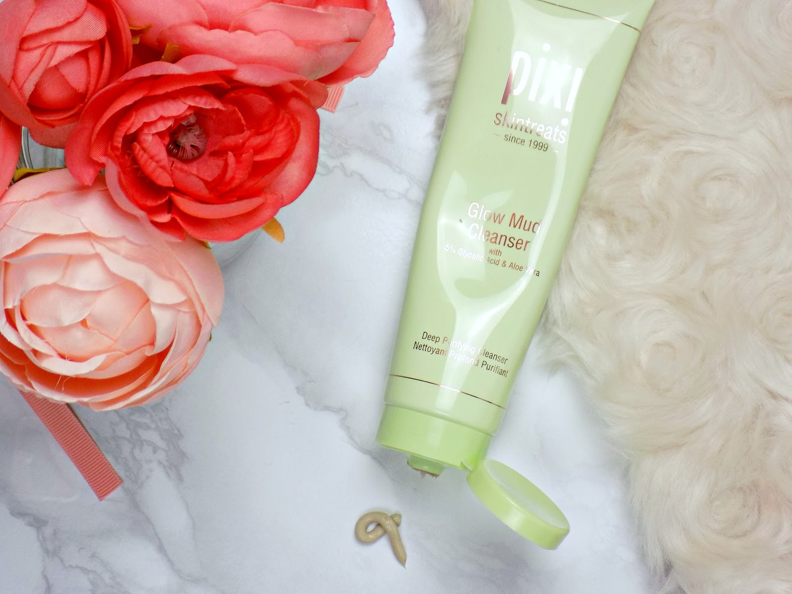 Pixi Glow Mud Cleanser