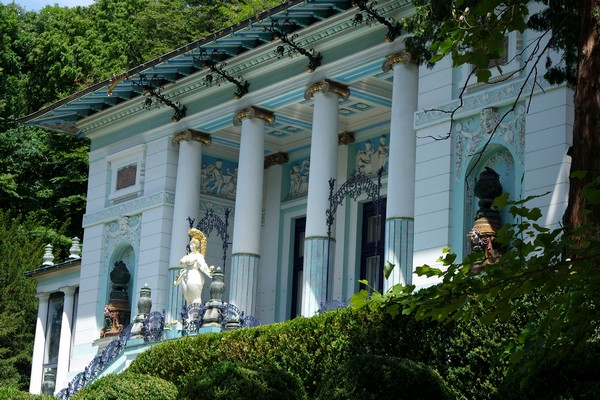 vienne vienna otto wagner art nouveau sécession penzing villa musée ernst fuchs