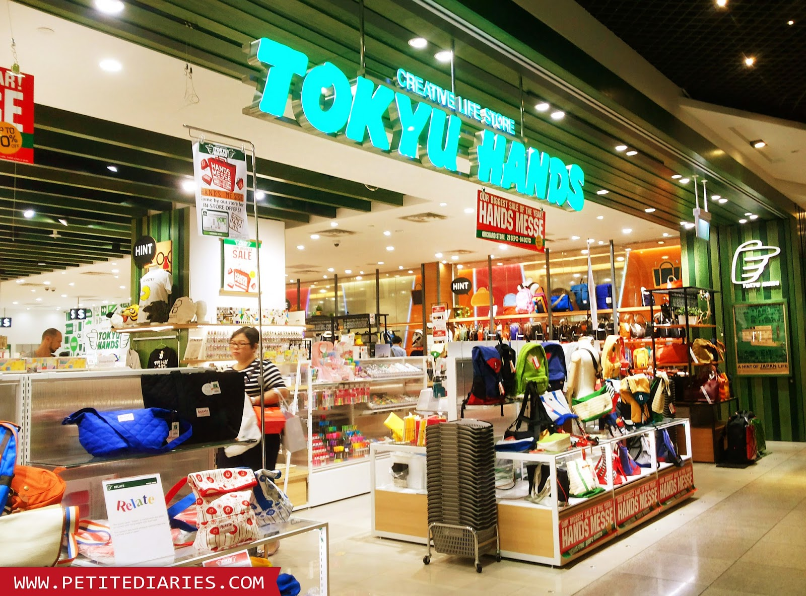 TOKYU HANDS CREATIVE LIFE STORE SINGAPORE