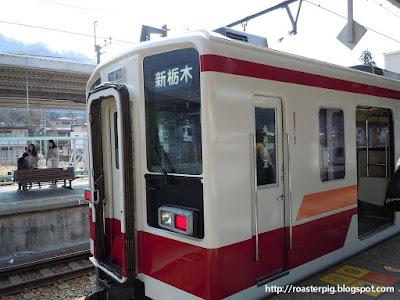 東武鐵道普通火車