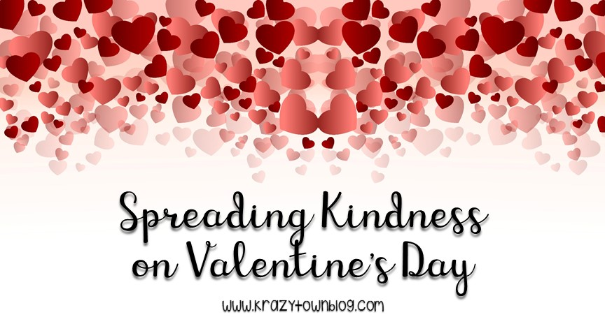 Take the focus off the Valentines the students are receiving and put it on the kindness and empathy they can share.