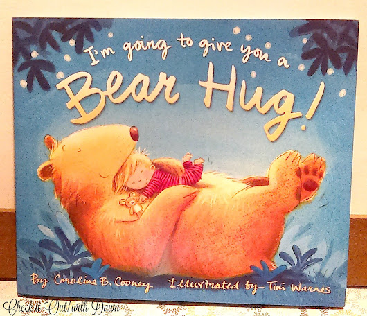 I'm Going to Give You a Bear Hug Book Review & #Giveaway #BearHugs #FlyBy