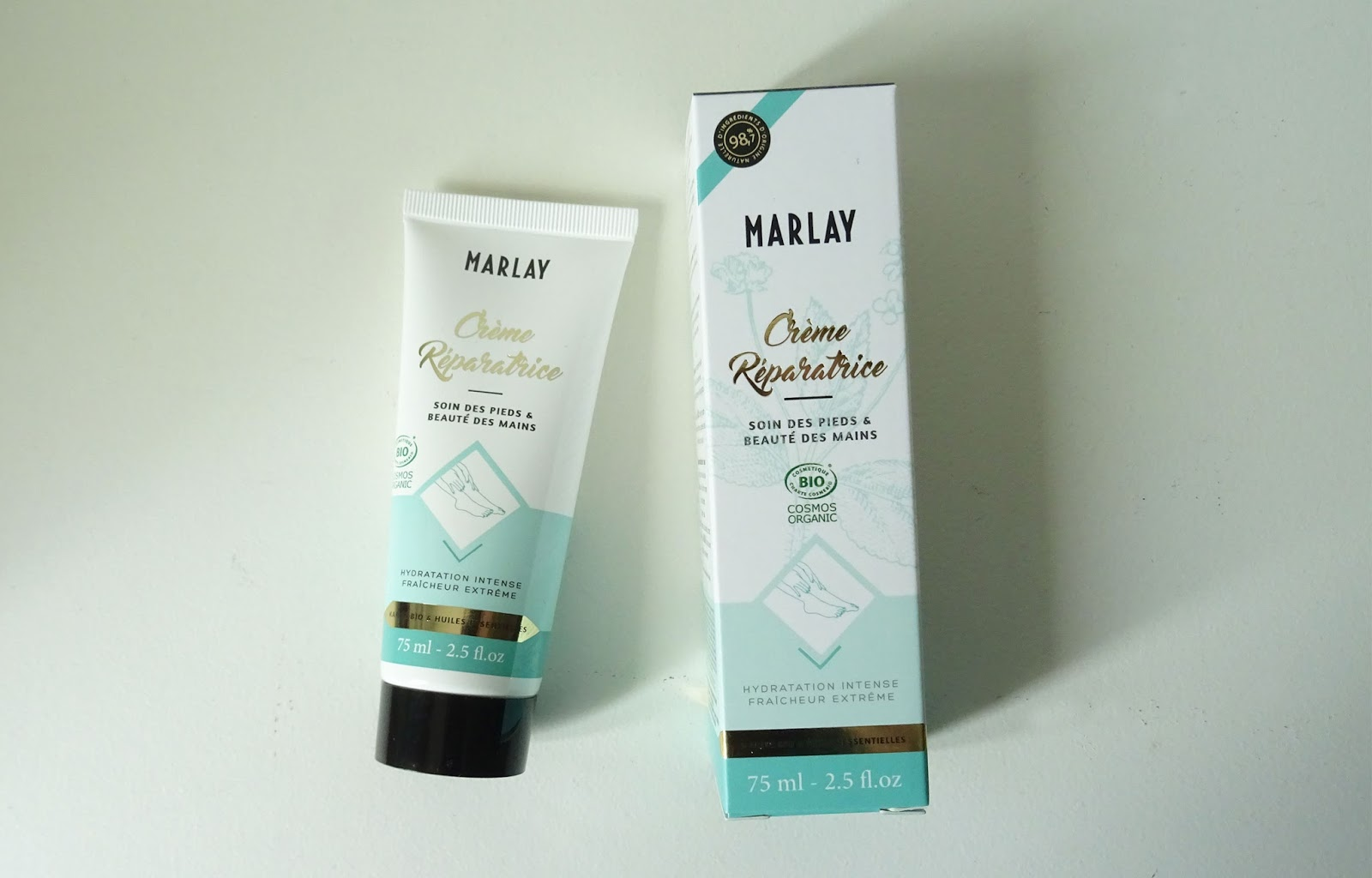coffret expertise pieds mains Marlay Cosmetics