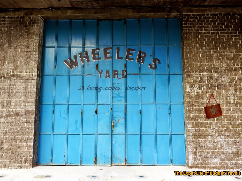 bowdywanders.com Singapore Travel Blog Philippines Photo :: Singapore :: Wheeler's Yard