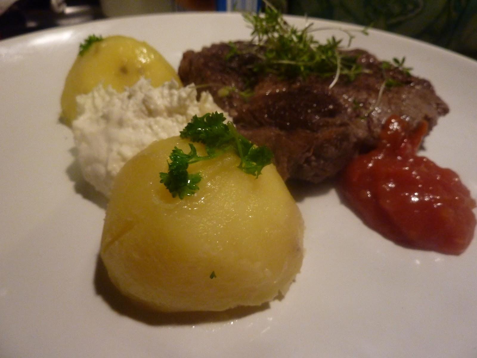 glatzkochs welt: entrecôte - fleisch kann so toll sein!